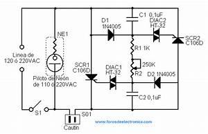 control de temperatura para cautin proyectos que With led 1 connected to pin 2 led 2 to pin 3 led 3 to pin 4 the r1 r2 r3