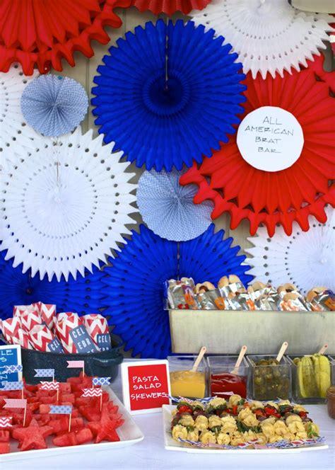 Kara Party Ideas July Outdoor Summer Patriotic