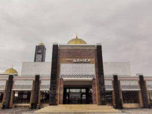 lokasi  alamat masjid namira lamongan masjid megah
