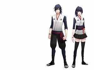 Ninja Couple - Anime Manga World Wallpapers and Images ...