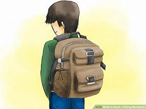 How To Pack A Hiking Backpack  11 Steps  With Pictures