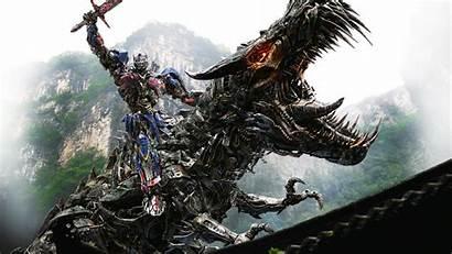 Optimus Prime Wallpapers Dinobot Transformers 4k Ultra