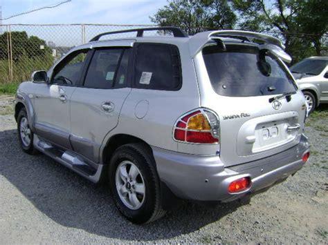 Problems With Hyundai Santa Fe by 2004 Hyundai Santa Fe Throttle Problems Wroc Awski