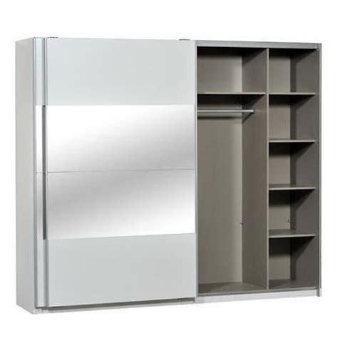 promo ordinateur de bureau optimus maxi armoire dressing 260 cm blanc achat vente armoire de chambre pas cher couleur