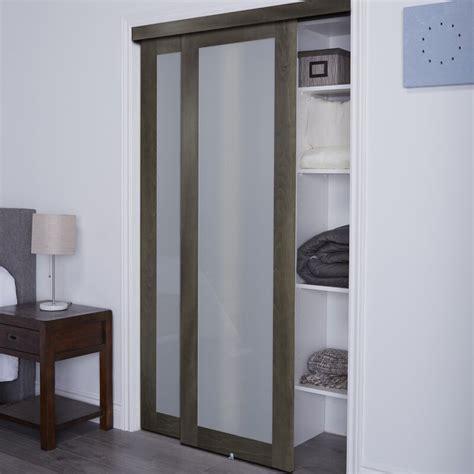 erias home designs baldarassario glass sliding closet door