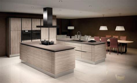 meuble cuisine allemande la cuisine avec ilot central tendance conviviale et