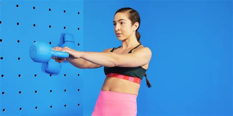 kettlebell swing curtsy lunge proper form technique correctly swings way should