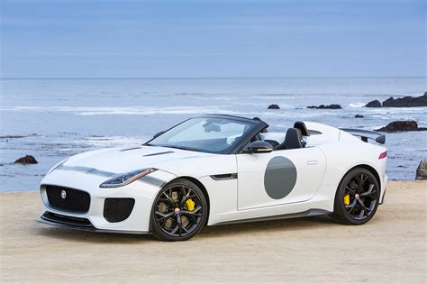 official pebble beach brings  jaguar  type project