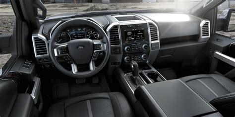 ford f 150 platinum interior 2015 ford f 150 platinum price review for