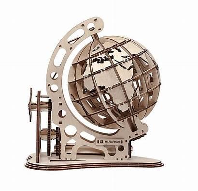 3d Wood Diy Mechanical Kits Mr Laser
