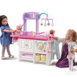 love care deluxe nursery pretend play toys step2