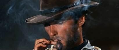 Eastwood Dollars Few Clint Smoking Hell Mr