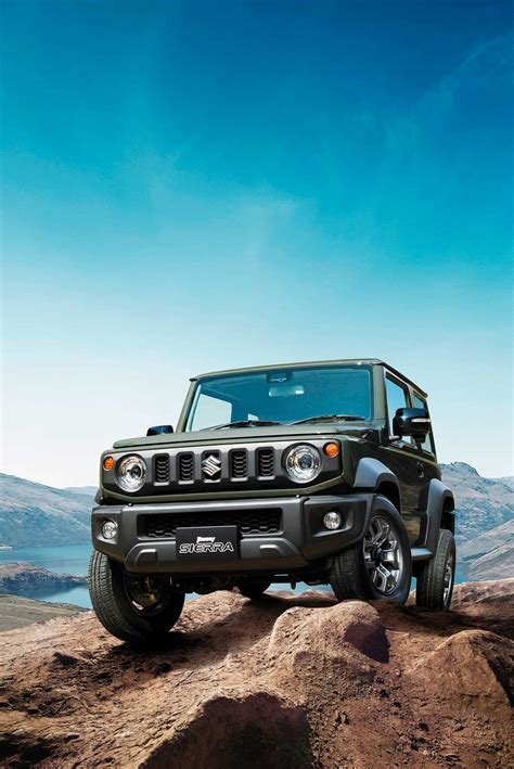 There are places in the world only the jimny can go. Suzuki Jimny 2021 Accessories : New Suzuki Jimny 2021 ...
