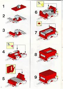 Old Lego U00ae Instructions