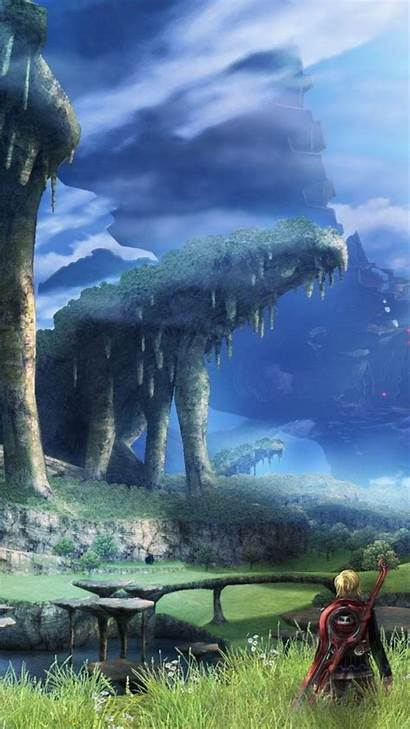 Xenoblade Chronicles Wallpapers Iphone