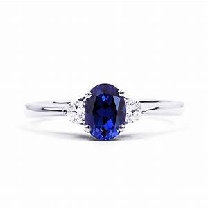 paragon blue sapphire engagement ring diamond boutique With blue sapphire wedding ring