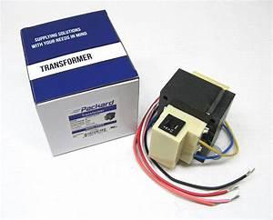 Packard Pf57575 Foot Mount Transformer Input 120  208  240