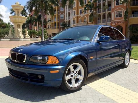 2000 Bmw 328ci by Find Used 2000 Bmw 328ci Coupe 5 Speed Manual 200hp Low