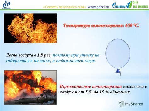 Природный газ легче или тяжелее воздуха школьные знания.com