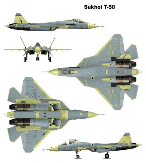 Sukhoi Pak Fa Stealth Fighter, Russia