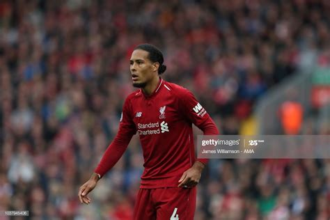 Virgil van dijk has dismissed the suggestion that exiting the champions league group stages could help liverpool's premier league title challenge, adding any fans thinking otherwise are not true. Virgil van Dijk of Liverpool during the Premier League ...