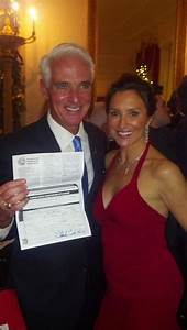 At the White House, Charlie Crist Becomes at Democrat ...