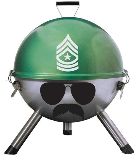 Paladone Grill Sergeant BBQ   Cooking Gizmos