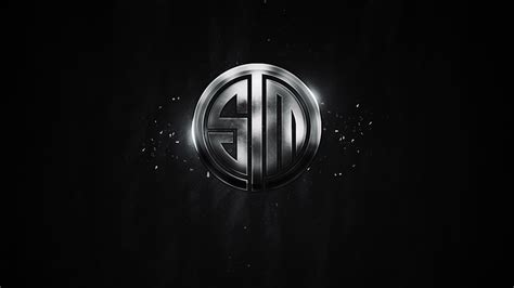 Dark, Logo, Team Solomid Hd Wallpapers / Desktop And