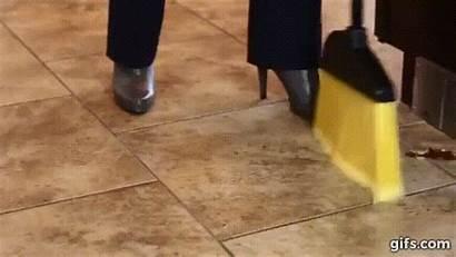 Vacuum Cleaner Wall Sweep Dustpan Eliminates Need
