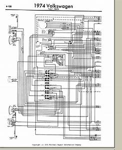 Wiring Diagram For 1974 Vw Super Beetle  U2013 Powerking Co