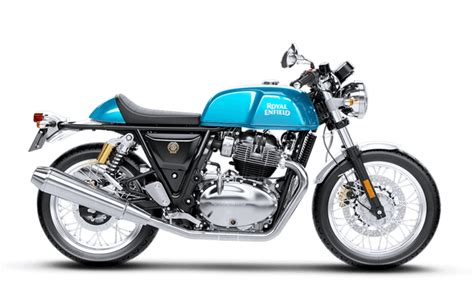 Royal Enfield Continental Gt Image by Royal Enfield Marks Sales Of 70 000 Bikes In January