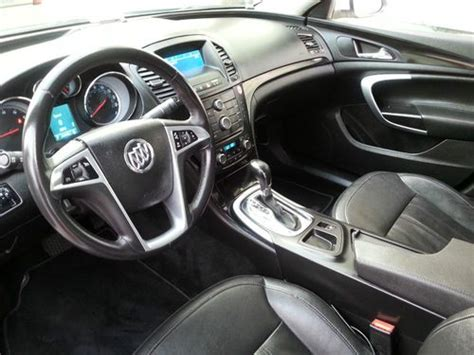 sell   buick regal cxl  luxury onstar leather