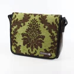 tasche aus lkw plane mit deckel aus stoff floral tasche transporter xl ein werk format