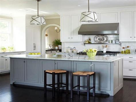 white kitchen cabinets with different color island white kitchen cabinets with different color island ideas 2209