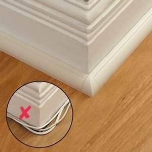 Quart De Rond Blanc : d line moulure d corative quart de cercle d line ~ Dailycaller-alerts.com Idées de Décoration