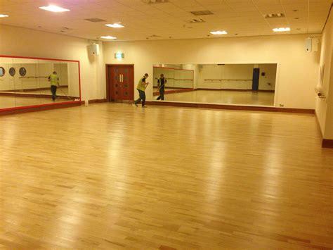 virgin active oxfordshire dance studio floor refurbishment