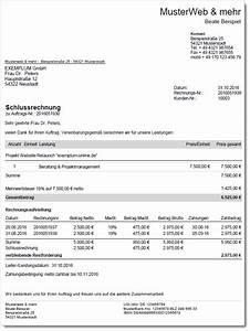 Angaben Auf Rechnung : rechnungen im deutschen umsatzsteuer recht ~ Themetempest.com Abrechnung