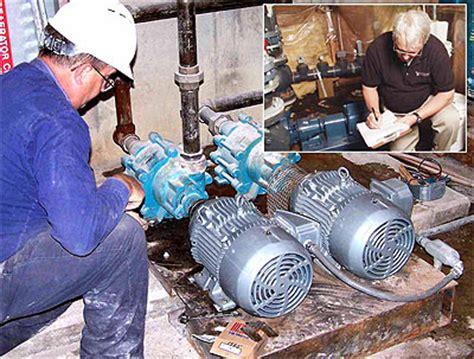 Electric Motor Maintenance by Electrical Energy Efficiency Part Iii Repair