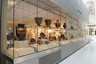 Museum Glass Archaeological Hopkins Johns Jhu Edu