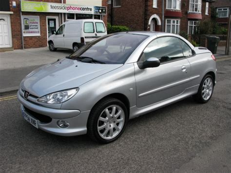 Peugeot 206cc by 2004 Peugeot 206 Cc Pictures Information And Specs