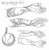 Tattoo Gauntlet Elven Legolas Infinity Tattoos Falconer Concept Coloring Hobbit Lotr Tolkien Designs Daniel Drawings Sketches Gauntlets Elvish Lord Rings sketch template