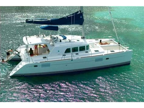 Catamaran Refit Cost by Lagoon Catamaran 440 Sailboats