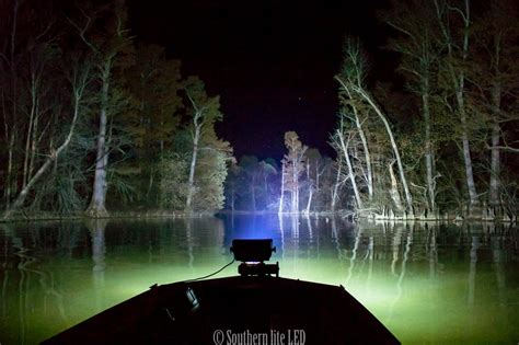 Duck Boat Led Light With Wide Lumen Southern Lite