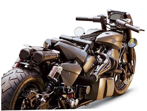Terrifying Twin Engined Bike