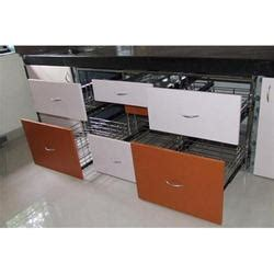 Ready Made Kitchen Drawers by Wooden Kitchen Trolley At Best Price In India