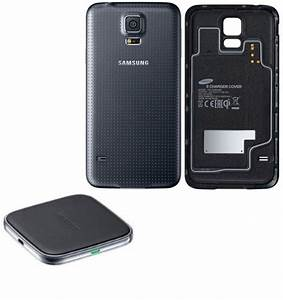 Induktives Laden S5 : original samsung induktives ladeset cover ladepad ep wg900 galaxy s5 g900 black ebay ~ Watch28wear.com Haus und Dekorationen