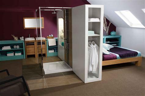 installer une dans une chambre davaus idee salle de bain dans une chambre avec