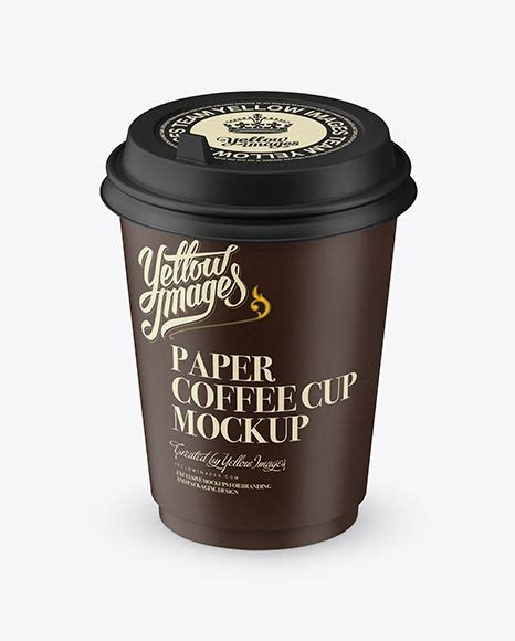 Having covered mug mockups, it entered my mind to touch upon their disposable relative — paper coffee cup mockup with, technically, the same function. Matte Coffee Cup Mockup (High-AngleShot) Download Matte ...