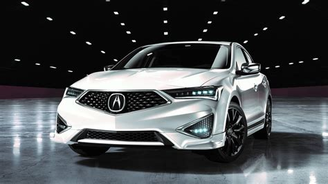 the 2019 acura ilx was showcased at sema with some awesome