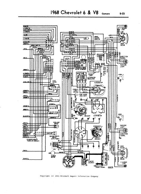 1968 Corvette Heater Wiring Diagram by Need A Complete Front Headlights Wiring Diagram For 1968